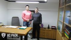 GREEK HANDBALL: Κι επίσημα στον ΠΑΟΚ ο Σανίκης Blog, Handball, Blogging