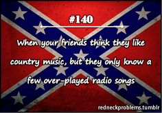 """drives me freaking INSANE.  """"Jason Aldean is the only country artist that raps in 'Dirt Road Anthem'.""""   Uhm, no retard, that was Brantley Gilbert & Colt Ford..."""