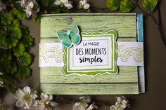 "mini album ""la magie des moments simples"""