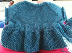 Ravelry: Project Gallery for Whirligig Shrug pattern by Stefanie Japel