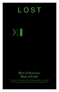 LOST episode:Man of Science, Man of Faith