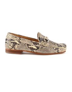 Bitty Python Effect Loafer