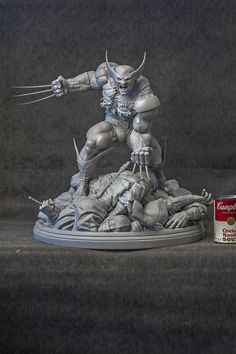 A great 3d sculpt for 3d printing.   3D Prints Cheap+Good (Free Print Game is ON P.3!) - Page 23
