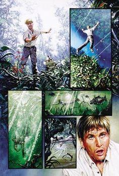 Tomb Raider / The Greatest Treasure of All 1 / 2000 (Joe Jusko)
