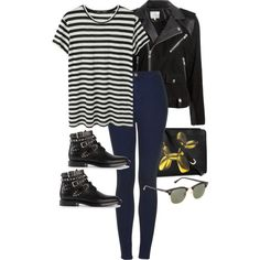"""Untitled #9056"" by theleatherlook on Polyvore"
