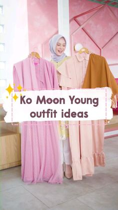Modest Fashion Hijab, Kpop Fashion Outfits, Girls Fashion Clothes, Moslem Fashion, Anime Girl Dress, Stylish Dress Designs, Dresses Kids Girl, Korean Fashion, Hijabs