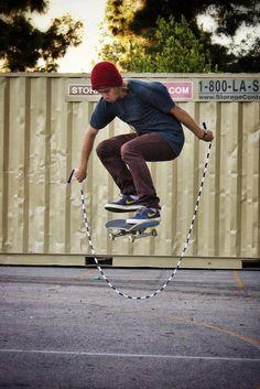 Skate Session Warm Up