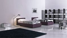 2013 Teen Room Stylish White