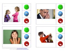 Teaching Emotions, Emotions Activities, Feelings And Emotions, Educational Activities, Preschool Activities, House Drawing For Kids, Sequencing Pictures, Life Skills Classroom, English Worksheets For Kids