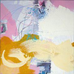HEAVEN, original abstract acryl painting. €89.00, via Etsy.