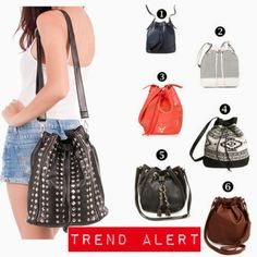 What's the Trend? Bucket Bags | Frugal Shopaholics