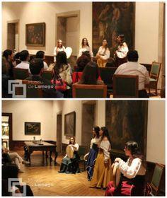 Origo in concert at Lamego Museum.  http://www.origoensemble.com
