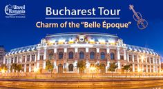 """New Bucharest Tours! Walk along Victory Boulevard and through the cobblestoned streets of the Old Town to discover the magic of the """"Belle Époque"""". Romania Tours, The Belle Epoque, Bucharest Romania, Tour Guide, Old Town, Romance, Charmed, Lifestyle, Architecture"""