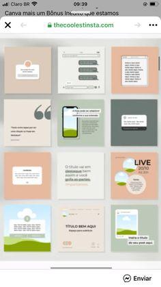 Instagram Mockup, Instagram Emoji, Feeds Instagram, Instagram Post Template, Instagram Design, Minimalist Web Design, Digital Marketing Business, Powerpoint Design Templates, Book Design Layout