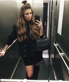Negin Mirsalehi #neginmirsalehi #ootd #fashion #style #blogger                                                                                                                                                                                 Mais