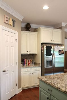 131 Best Annie Sloan Chalk Painted Kitchens Images In 2016 Paint