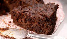 DOMINICA BLACK CAKE