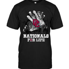 Hand For Life Washington Nationals – POISETEE