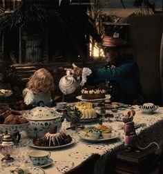 Tea Party (Inspiration gif)