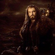 Tragic and Majestic...Thorin Oakenshield