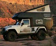 Jeep camper!!