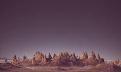 Bildresultat för Trona Pinnacles.