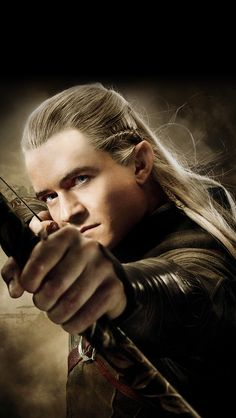 The Hobbit - The Desolation of Smaug: Legolas