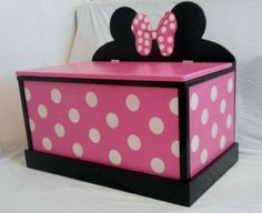 Minnie Mouse Toybox