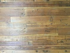 """Mixed 3"""" & 5"""" Fir Flooring with Water Base Finish"""
