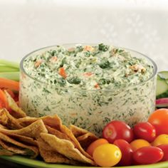 Knorr Spinach & Greek Yogurt Dip