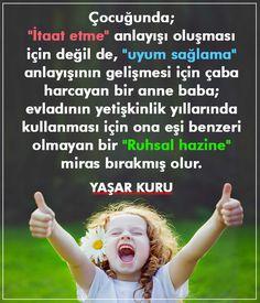 Kolayı varken... Dr. Yaşar Kuru - Aile ve Çocuk Eğitimi Arşivi
