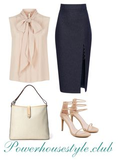 Work outfit 7.5.16 by glamupparties on Polyvore featuring polyvore, fashion…
