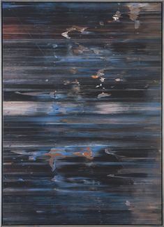 """Jack Whitten, """"April's Shark"""" acrylic on canvas, 72 x 52 in (© Jack Whitten, courtesy the artist and Hauser & Wirth) African American Artist, American Artists, Birmingham Museum Of Art, Conceptual Painting, Dallas Museums, Walker Art, Whitney Museum, Museum Of Contemporary Art, Art Institute Of Chicago"""
