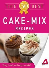 50 best cake mix recipes