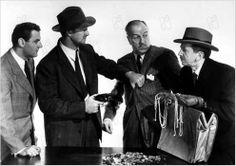 Quand La Ville Dort de John Huston, jeudi 13 à 16h30 et vendredi 14 février à 21h au Forum des images !