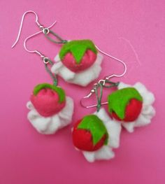 Stawberry Collection: orecchini
