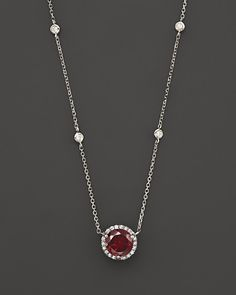 Garnet All Jewelry & Watches - Bloomingdale's