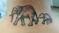 My elephant tattoo😍