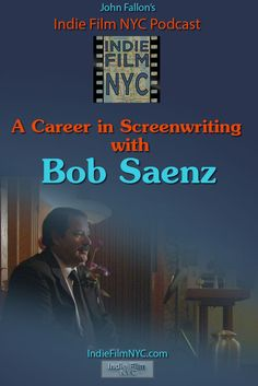 In this episode of John Fallon's Indie Film NYC Podcast, I interview Bob Saenz, screenwriter of the upcoming film Extracurricular Activities - Directed by Jay Lowi