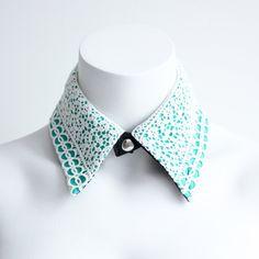 Detachable Lace Shirt Collar