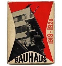 1938-Herbert-Bayer-Walter-Gropius-BAUHAUS-1919-1928-MoMA-1st-ed-with-Ephemera