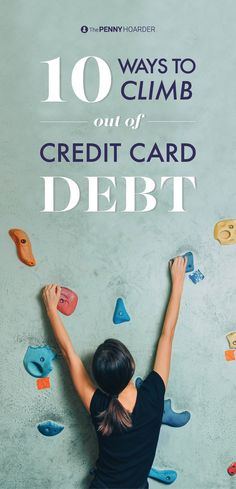 If you're ready to find the freedom to love your life without dwelling on debt, click here to learn 10 ways to start paying off your credit card debt now.