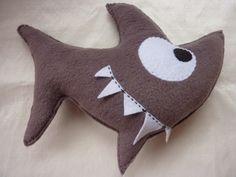 Edgar le baby requin