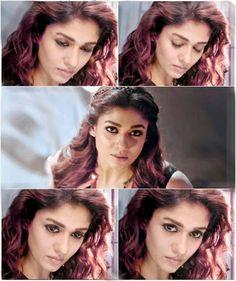 The stunning #Nayanthara in #Irumugan <3 Waiting to see her terrific eyes!!!