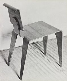 Marcel Breuer bentwood chair