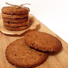 Biscuiți digestivi cu merisoare