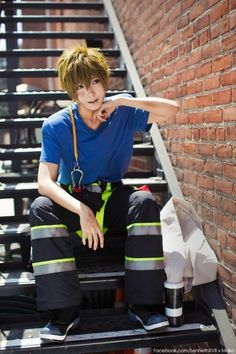Makoto | Free! Eternal Summer #anime #cosplay