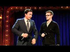 History of Rap (Part 1) Justin Timberlake and Jimmy Fallon