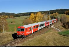 RailPictures.Net Photo: ÖBB 8073 099 8 Austria Federal Railways (ÖBB) ÖBB 8073 at Deutsch Hörschlag, Austria by Jaroslav Dvorak