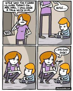 wtf kyle #humor #funny #lol